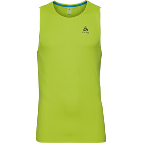 Odlo Active F-Dry Light Crew Neck Singlet Men acid lime
